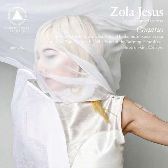 Zola Jesus Conatus LP 2018