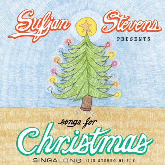 Sufjan Stevens Songs for Christmas LP 2018