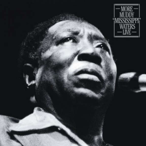 "Muddy Waters More Muddy ""Mississippi"" Waters Live LP 2018"