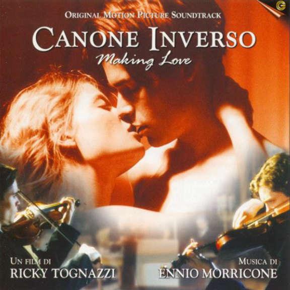 Ennio Morricone Canone Inverso OST (Coloured) LP 2018