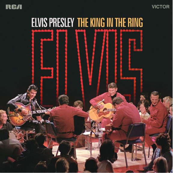 Elvis Presley King in the Ring LP 2018