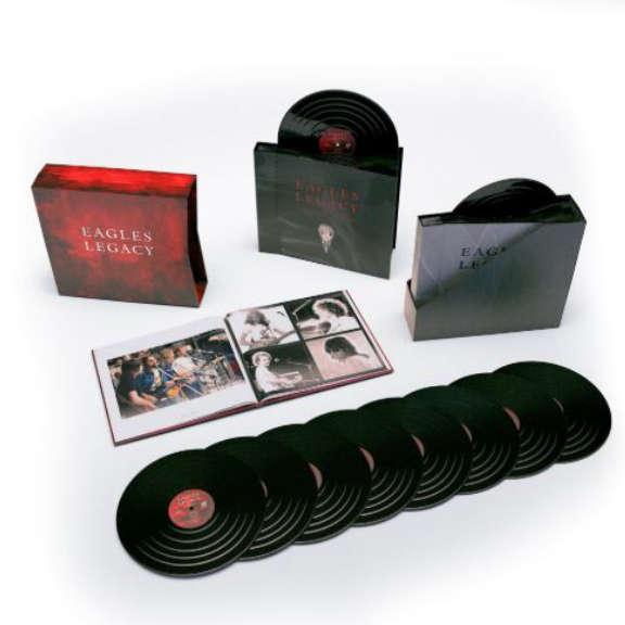 Eagles Legacy (Box Set) LP 2018