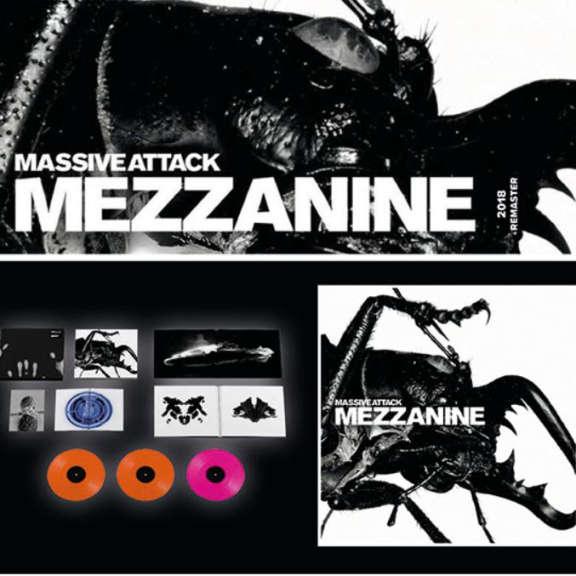 Massive Attack Mezzanine (20th Anniversary Edition) LP 2019