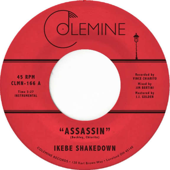 Ikebe Shakedown Assassin LP 2018