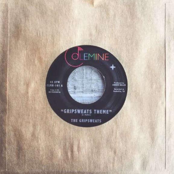 Gripsweats Gripsweats Theme / Intermission 7'' LP 2018