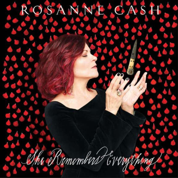 Rosanne Cash She Remembers Everything LP 2018