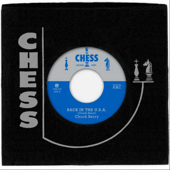 Chuck Berry Back in the U.S.A. 7'' LP 2018