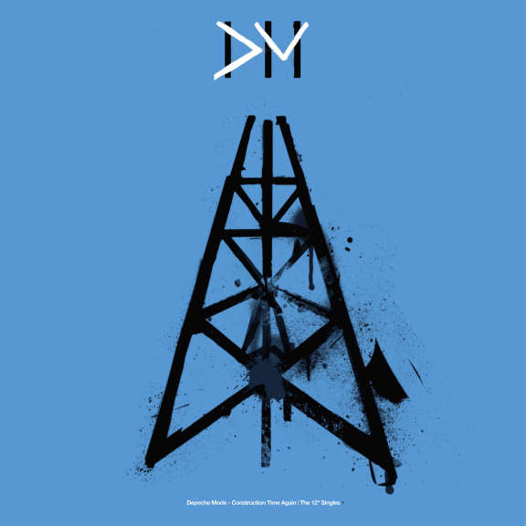 Depeche Mode Construction Time Again: the 12 Inch Singles LP 2018
