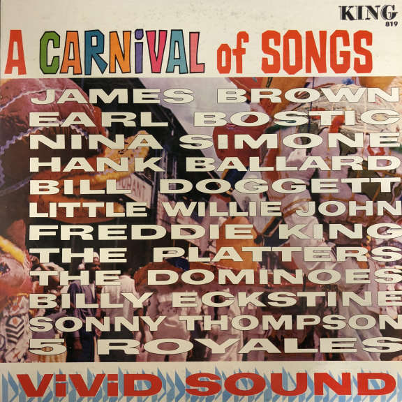 Various A Carnival Of Songs LP 0
