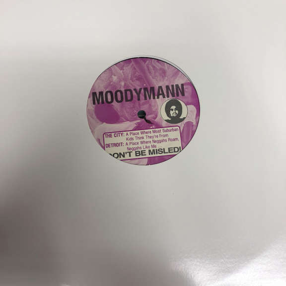 Moodymann Don't Be Misled! LP 1996