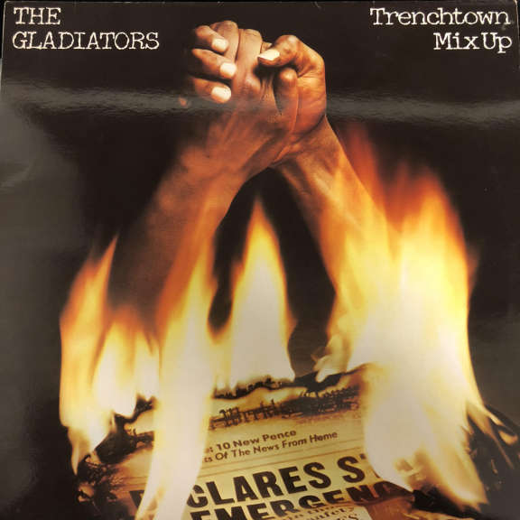 The Gladiators Trenchtown Mix Up LP 0