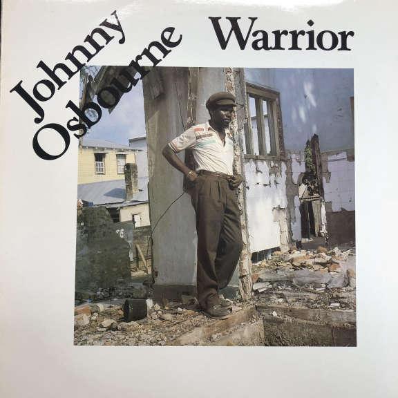 Johnny Osbourne  Warrior LP 1981