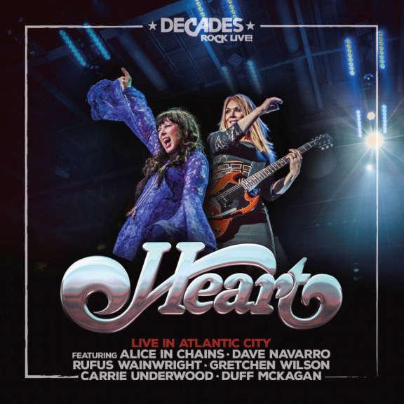 Heart Live in Atlantic City LP 2019