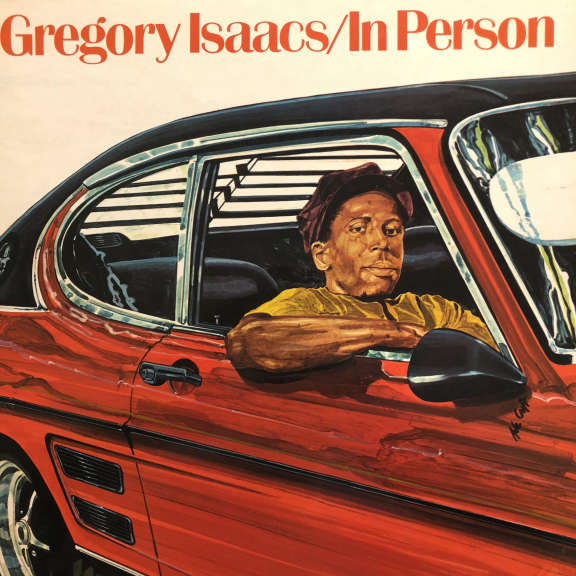 Gregory Isaacs In Person LP 1975