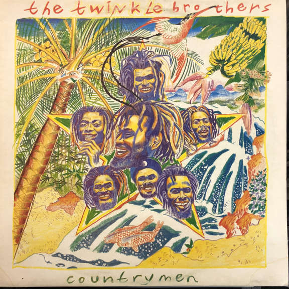 The Twinkle Brothers Countrymen LP 1980