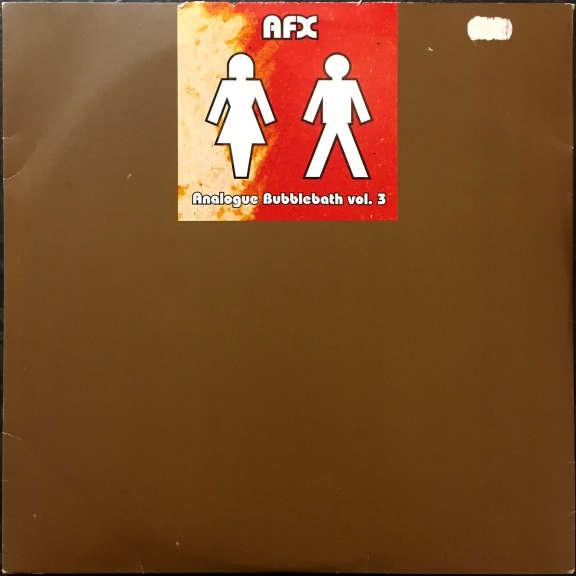 Aphex Twin Analogue Bubblebath Vol. 3 LP 2002