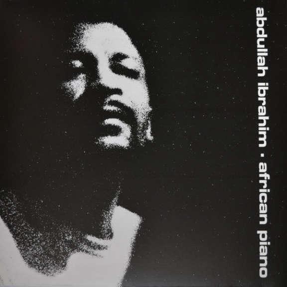 Abdullah Ibrahim African Piano LP 2014