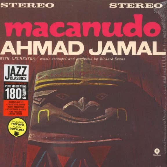Ahmad Jamal Macanudo LP 2015