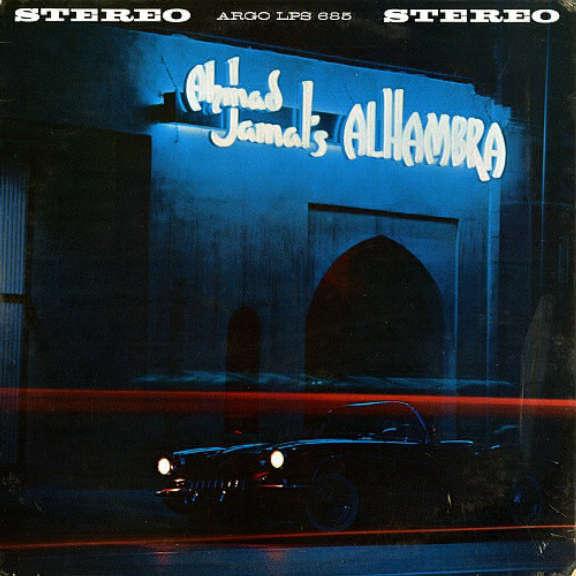 Ahmad Jamal Ahmad Jamal's Alhambra LP 2012