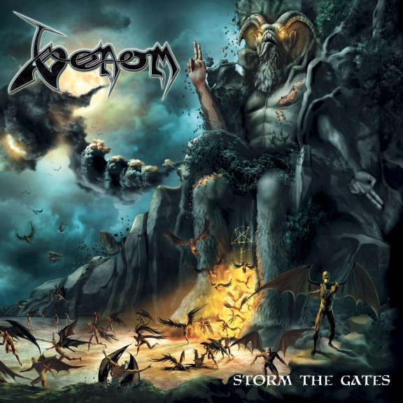 Venom Storm the Gates LP 2019