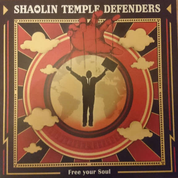 Shaolin Temple Defenders Free Your Soul LP 2017