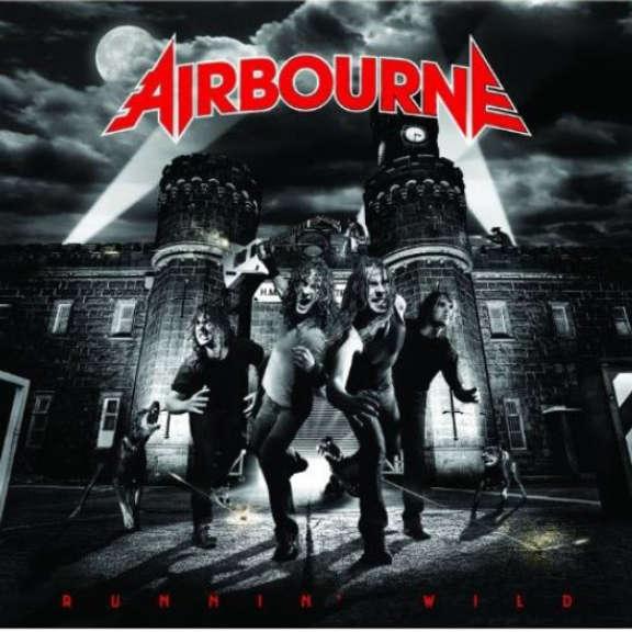Airbourne Runnin' Wild LP 2018