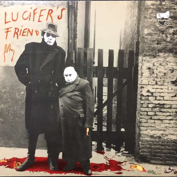 Lucifer's Friend Lucifer's Friend   LP 1970