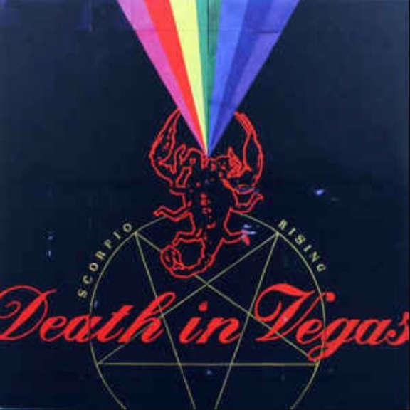 Death In Vegas Scorpio Rising LP 2018