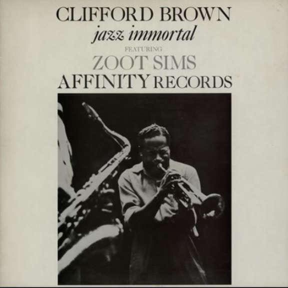 Clifford Brown Jazz Immortal LP 2019