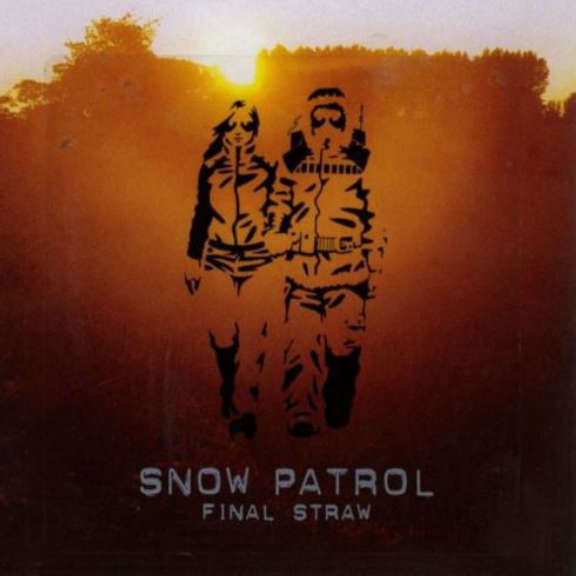 Snow Patrol Final Straw LP 2018