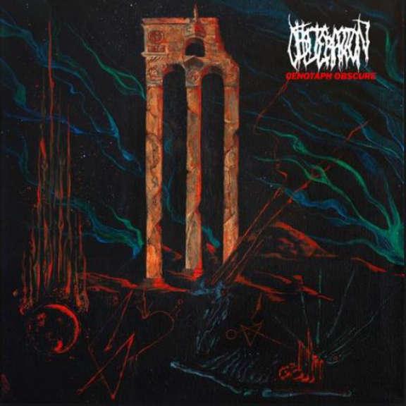 Obliteration Cenotaph Obscure LP 2018