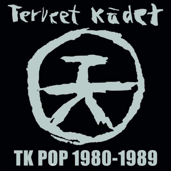 Terveet kädet TK Pop 1980-1989 (Box Set, Red) LP 2019
