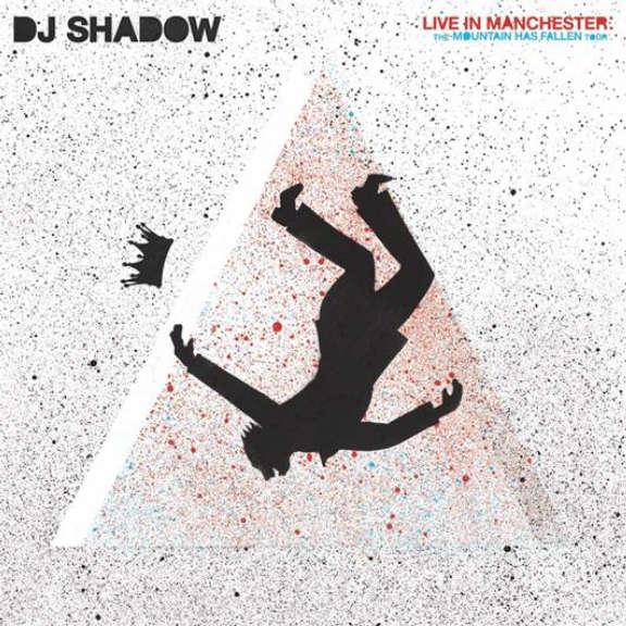 Dj Shadow Live In Manchester: The Mountain Has Fallen Tour LP 2018