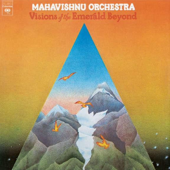 Mahavishnu Orchestra Visions of the Emerald Beyond LP 2019
