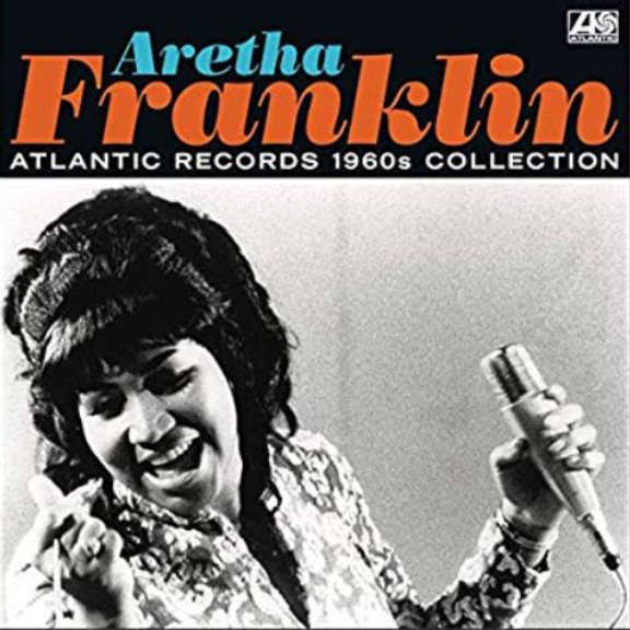 Aretha Franklin Atlantic Records 1960s Collection  (Box Set) LP 2018
