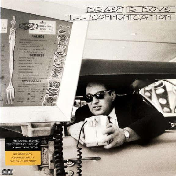 Beastie Boys Ill Communication LP 2009