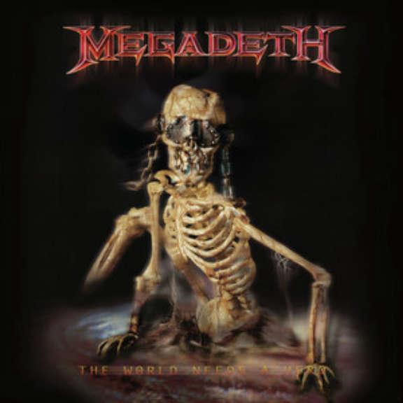 Megadeth The World Needs a Hero LP 0