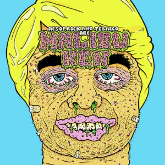 Aesop Rock & Tobacco Malibu Ken LP 2019
