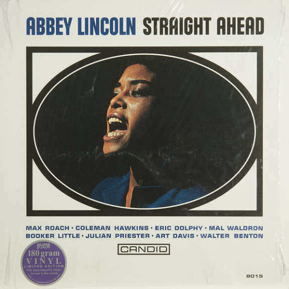 Abbey Lincoln Straight Ahead LP 2006