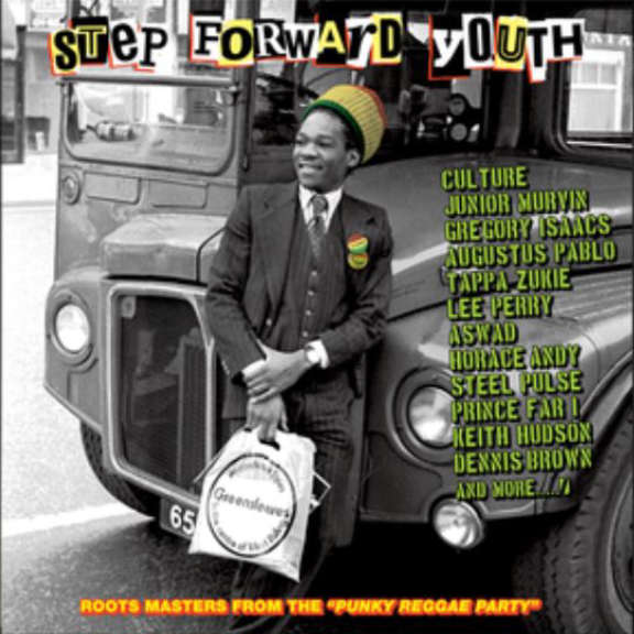 """Various Step Forward Youth: Roots Masters from the """"Punky Reggae Party"""" LP 2018"""