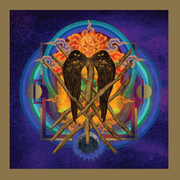 Yob Our Raw Heart LP 2018