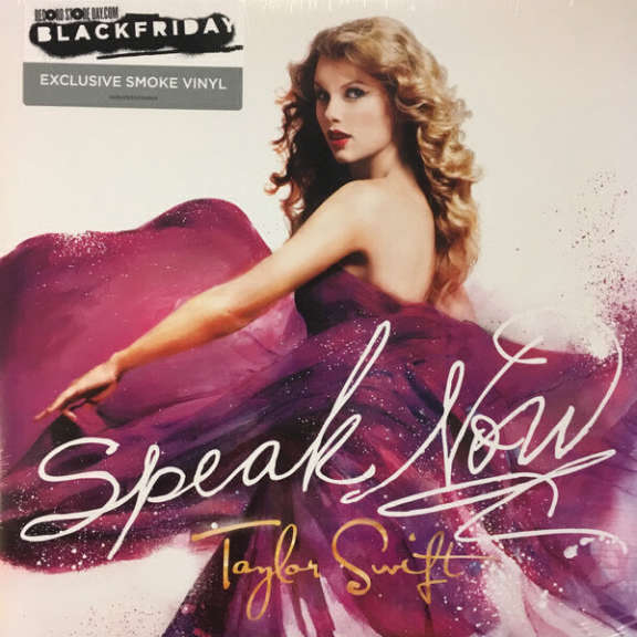 Taylor Swift Speak Now LP 2018