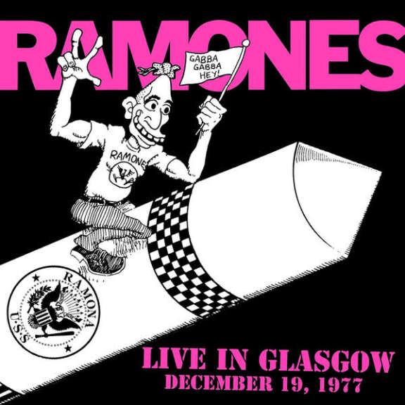 Ramones Live In Glasgow December 19, 1977 LP 2018