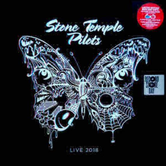 Stone Temple Pilots Live 2018 LP 2018