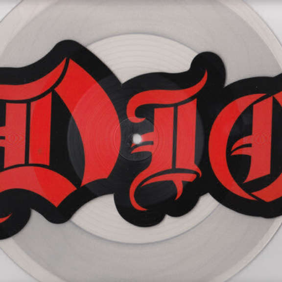 """Dio Holy Diver - Live at 35 10"""" LP 2018"""