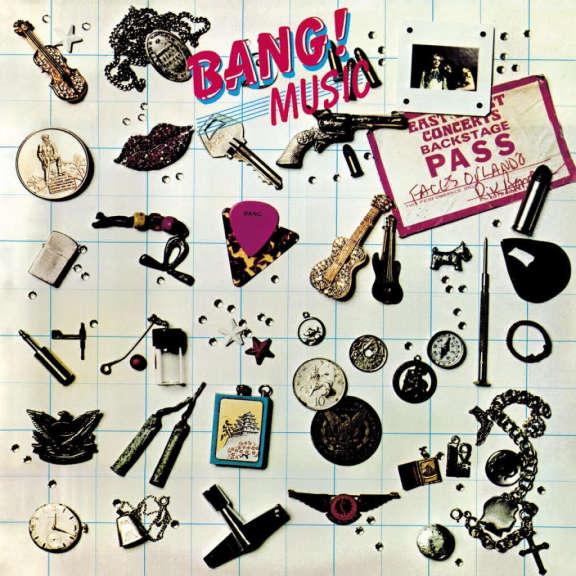 Bang Music + Lost Singles (Coloured) LP 0