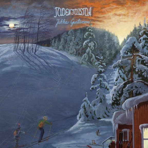 Jukka Gustavson Toden toistoa LP 0