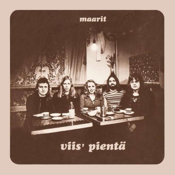 Maarit Viis Pientä LP 0