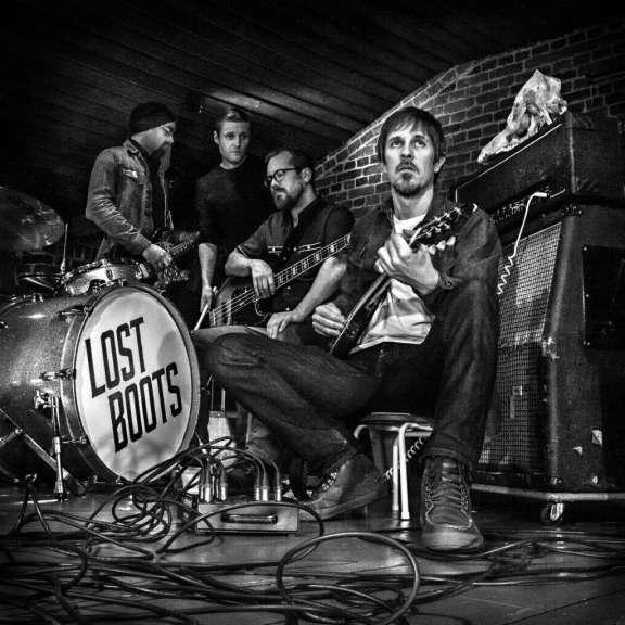 Lost Boots Come Cold, Come Wind LP 0