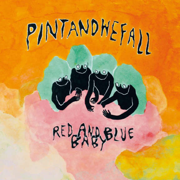 Pintandwefall Red and Blue Baby LP 0